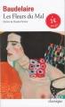 Couverture Les fleurs du mal / Les fleurs du mal et autres poèmes Editions Folio  2015