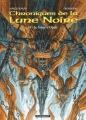 Couverture Chroniques de la Lune Noire, tome 18 : Le trône d'Opale Editions Dargaud 2017