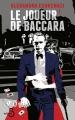 Couverture Le joueur de baccara Editions Belfond 2017