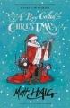 Couverture Un garçon nommé Noël Editions Canongate 2015