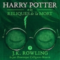 Couverture Harry Potter, tome 7 : Harry Potter et les reliques de la mort Editions Pottermore Limited 2017