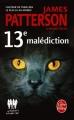 Couverture Le women murder club, tome 13 : 13e malédiction Editions Le Livre de Poche 2017