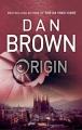 Couverture Robert Langdon, tome 5 : Origine Editions Bantam Press 2017