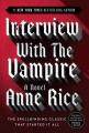 Couverture Chroniques des vampires, tome 01 : Entretien avec un vampire Editions Random House 1976