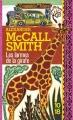 Couverture Les Enquêtes de Mma Ramotswe, tome 02 : Les Larmes de la girafe Editions 10/18 (Grands détectives) 2012