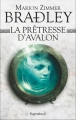 Couverture La Prêtresse d'Avalon Editions Pygmalion 2017
