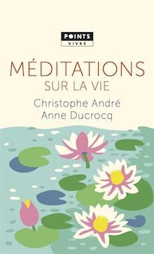 Couverture Méditations sur la vie
