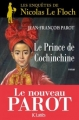 Couverture Le prince de Cochinchine Editions JC Lattès 2017