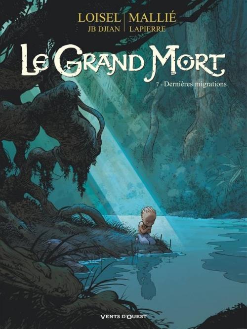 Couverture Le grand mort, tome 7 : Dernières migrations