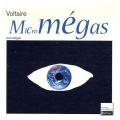 Couverture Micromégas Editions Nathan (Carrés classiques) 2006