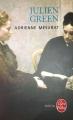 Couverture Adrienne Mesurat Editions Le Livre de Poche (Biblio) 1994
