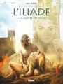 Couverture L'Iliade, tome 2 : La guerre des dieux Editions Glénat (La sagesse des mythes) 2017