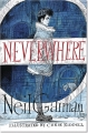 Couverture Neverwhere Editions HarperCollins (US) 2017