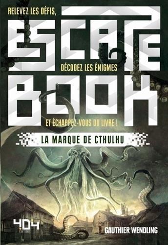 Couverture Escape book : La marque de Cthulhu