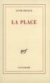Couverture La Place Editions Gallimard  (Blanche) 1984