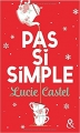 Couverture Pas si simple Editions Harlequin 2017