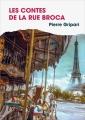 Couverture Contes de la rue Broca Editions France Loisirs 2017
