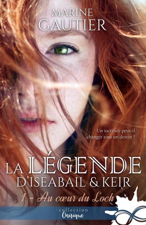 Couverture La légende d'Iseabail & Keir, tome 1 : Au coeur du Loch