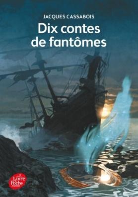 Couverture Dix contes de fantômes