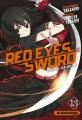 Couverture Red eyes sword, tome 13 Editions Kurokawa (Seinen) 2017