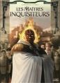 Couverture Les maîtres inquisiteurs, tome 07 : Orlias Editions Soleil 2017