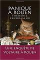 Couverture Panique à Rouen Editions Amazon 2017