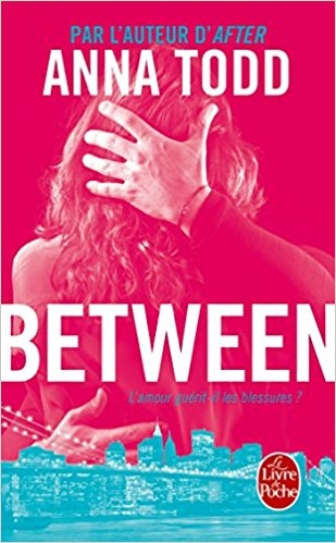 Couverture Landon, tome 2 : Between / Nothing less