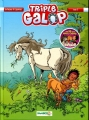Couverture Triple galop, tome 11 Editions Bamboo 2016