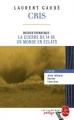 Couverture Cris Editions Le Livre de Poche (Les classiques pédago) 2015