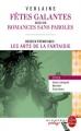 Couverture Fêtes galantes et autres poèmes, écrits sur Rimbaud Editions Le Livre de Poche (Les classiques pédago) 2015