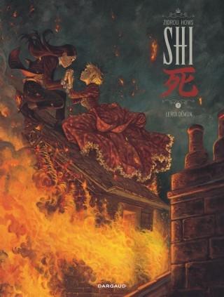 Couverture Shi, tome 2 : Le roi démon