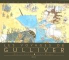 Couverture Les voyages de Gulliver Editions Gründ 2004