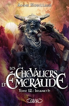 Couverture Les Chevaliers d'Émeraude, tome 12 : Irianeth