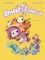 Couverture Ernest & Rebecca, tome 2 : Sam le repoussant Editions Le Lombard 2009