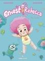 Couverture Ernest & Rebecca, tome 3 : Pépé Bestiole Editions Le Lombard 2010