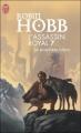 Couverture L'assassin royal, tome 07 : Le prophète blanc Editions J'ai lu 2007
