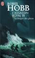 Couverture L'assassin royal, tome 11 : Le dragon des glaces Editions J'ai Lu 2008