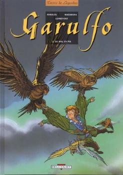 Couverture Garulfo, tome 2 : De mal en pis