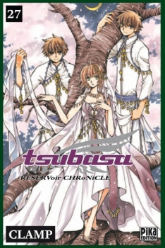 Couverture Tsubasa RESERVoir CHRoNiCLE, tome 27