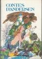Couverture Contes d'Andersen / Beaux contes d'Andersen / Les contes d'Andersen Editions Fernand Nathan 1976
