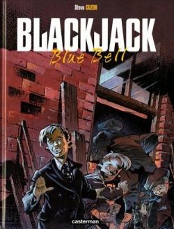 Couverture Blackjack, tome 1 : Blue Bell