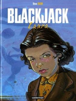 Couverture Blackjack, tome 2 : Laura
