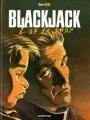 Couverture Blackjack, tome 3 : L'as de coeur Editions Casterman 2002