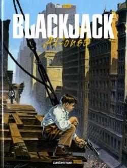 Couverture Blackjack, tome 4 : Alfonso