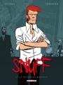 Couverture Snuff, tome 1 : La mélodie du bonheur Editions Delcourt (Machination) 2010