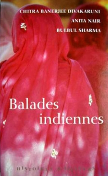 Couverture Balades indiennes