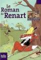 Couverture Le roman de Renart Editions Folio  (Junior) 2009