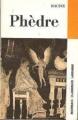 Couverture Phèdre Editions Larousse (Nouveaux classiques) 1971
