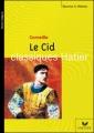 Couverture Le Cid Editions Hatier (Classiques - Oeuvres & thèmes) 2003