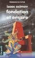 Couverture Fondation, tome 4 : Le Cycle de Fondation, partie 2 : Fondation et empire Editions Denoël (Présence du futur) 1991